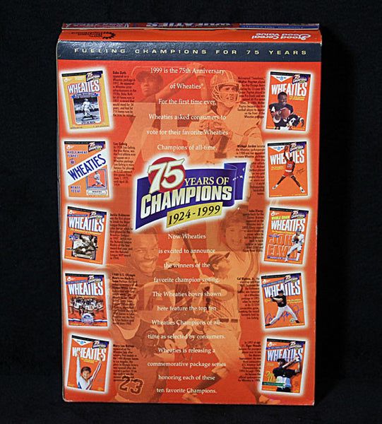 Rare Collectible Limited Edition Michael Jordan Chicago Bulls Sealed Wheaties Cereal - TnTCollectibles - 2