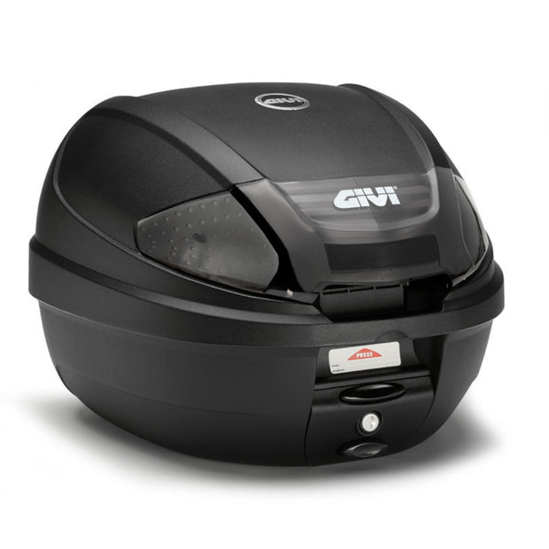 GIVI Top-Case E300 schwarz