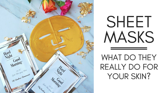 Sheet Masks: Are They Really of Any Benefit?