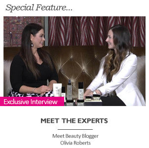 An Inside Scoop with Beauty Expert Olivia Roberts