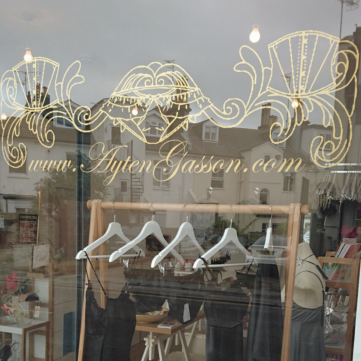 2de9f8a5ae Introducing The Ayten Gasson Boutique In Brighton