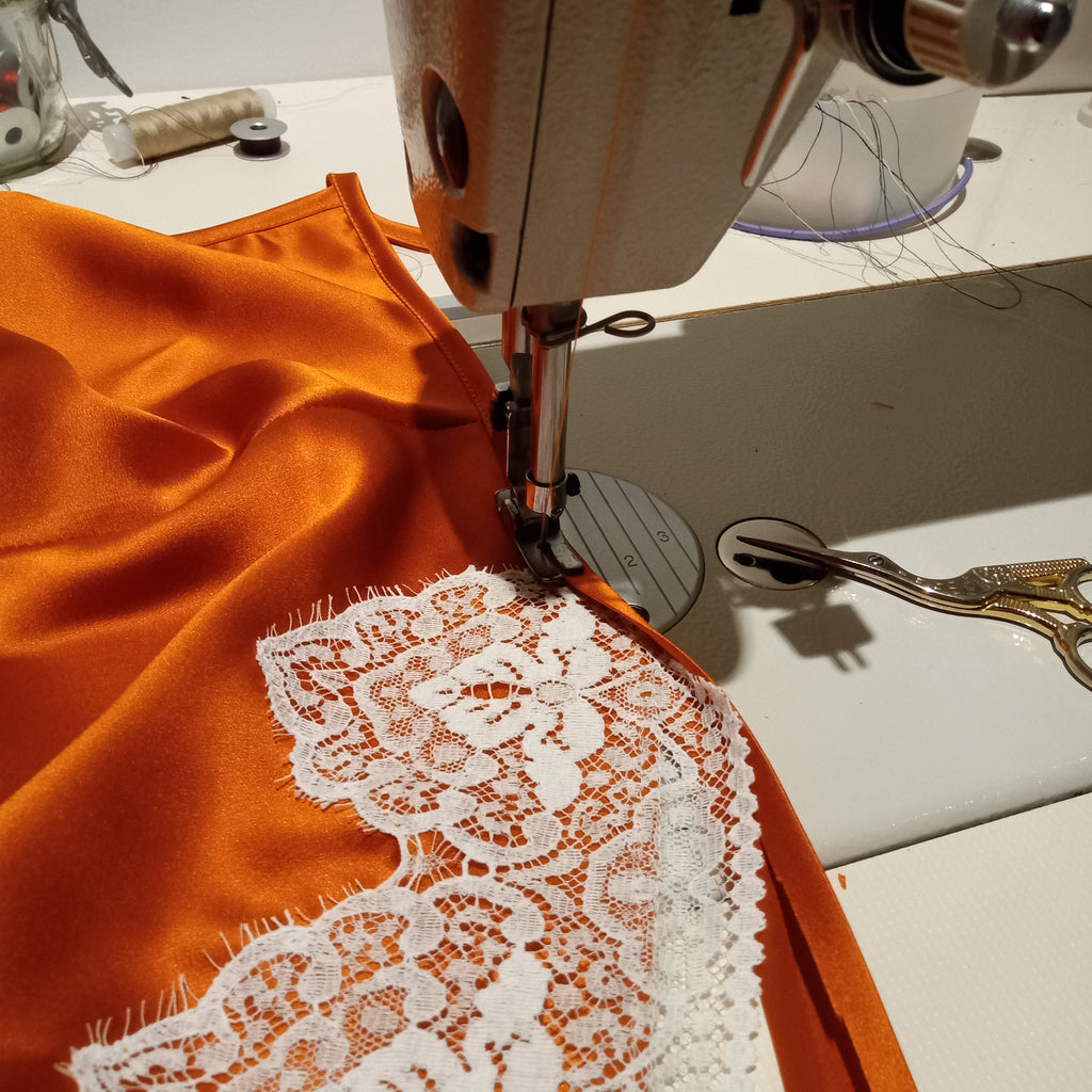 How We Construct Our Garments