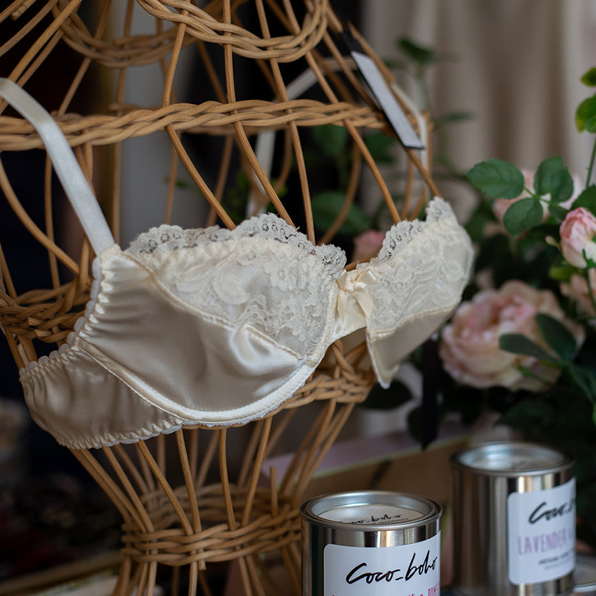 Caring For Your New Silk Lingerie