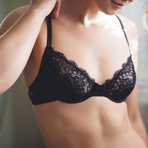 How To Measure Yourself For An Underwire Bra