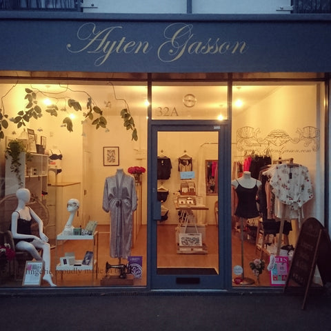 Ayten Gasson boutique