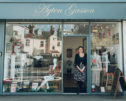 Ayten Gasson Brighton Lingerie Boutique