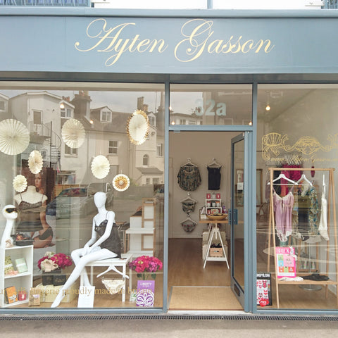 Ayten Gasson Lingerie Shop