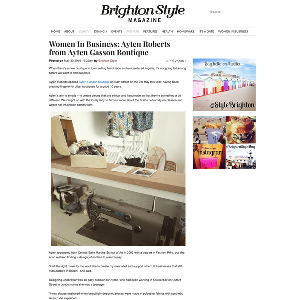 http://www.brightonstylemag.com/women-in-business-ayten-roberts-from-ayten-gasson-boutique/