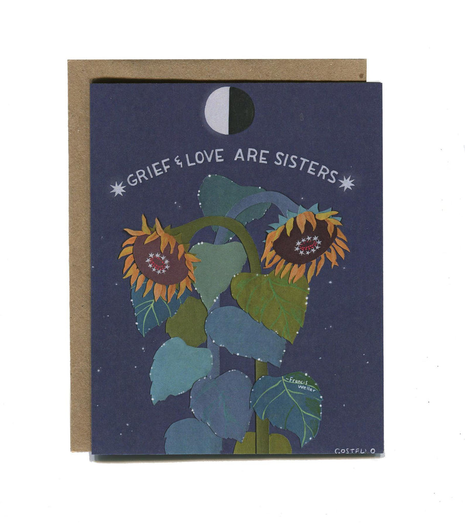 Grief + Love Card