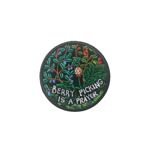 Berry Picking Patch