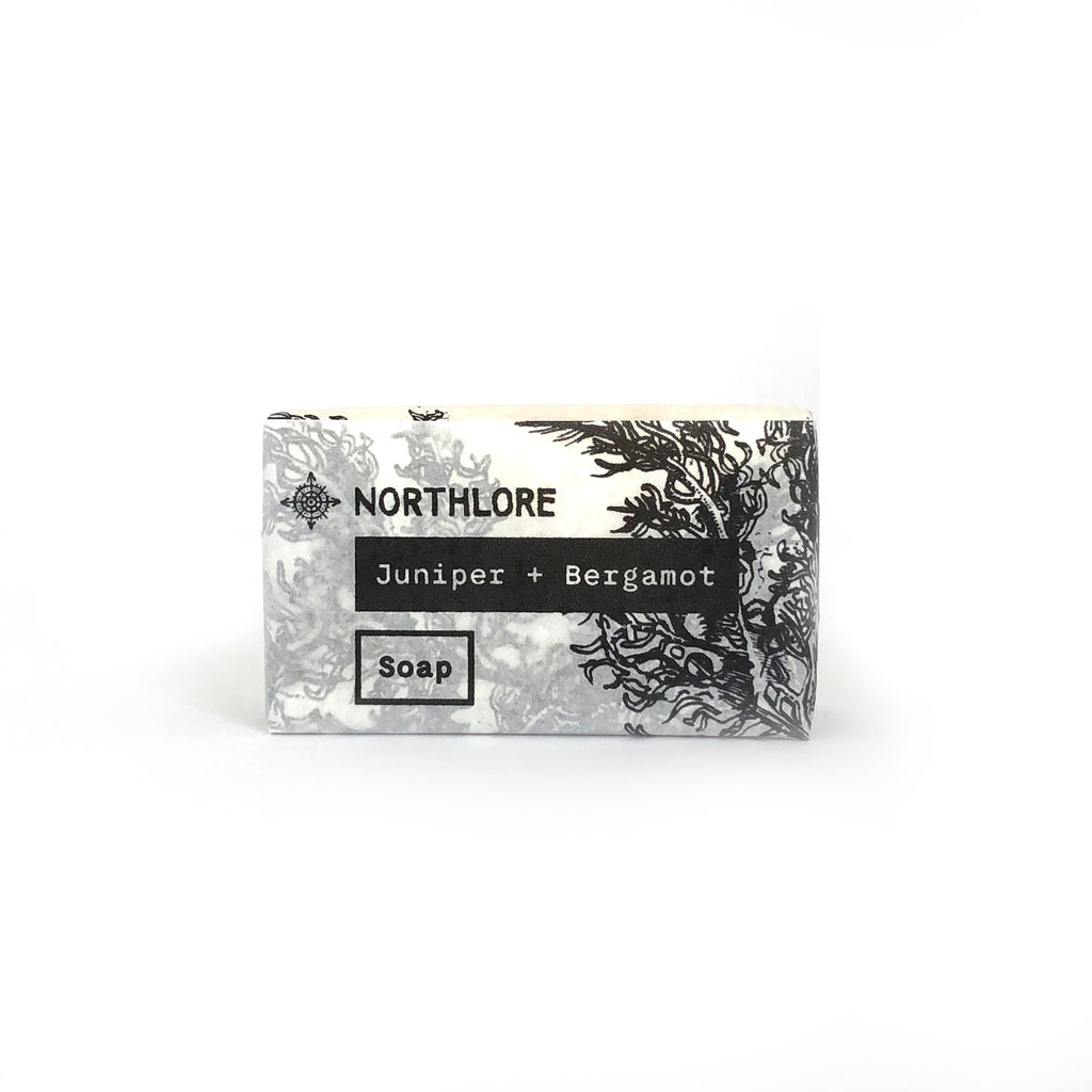 Soap | Juniper + Bergamot - Northlore