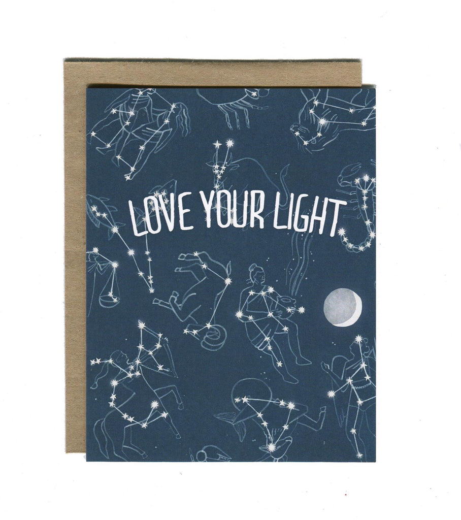 Love Your Light Card