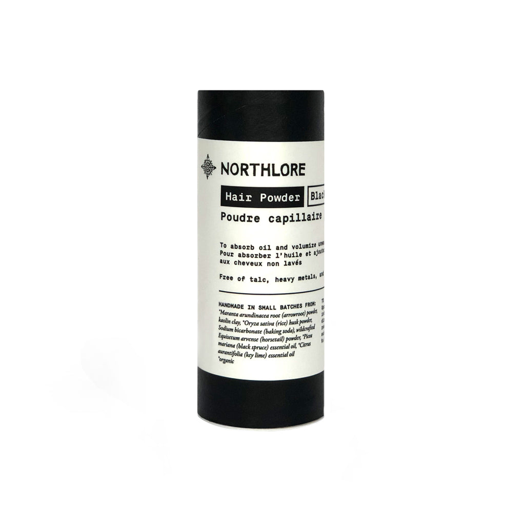 Hair Powder | Black Spruce + Lime - Northlore