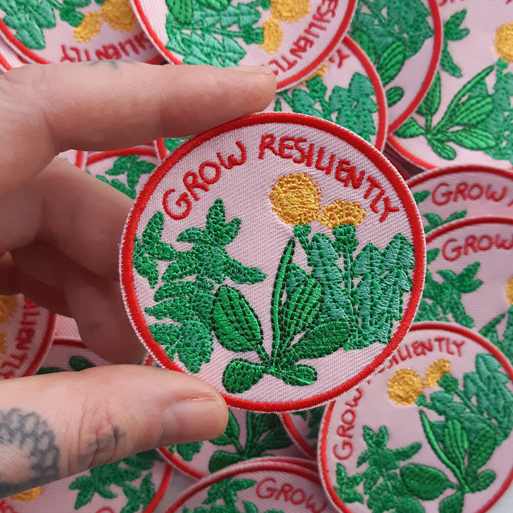 Grow Resiliently Patch