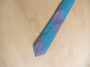 Light Blue Slim Necktie