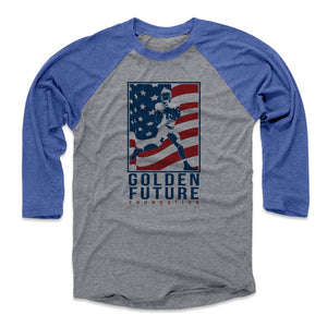 Golden Tate Men's Baseball T-Shirt | 500 LEVEL
