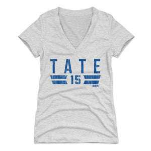 Golden Tate Women's V-Neck T-Shirt | 500 LEVEL