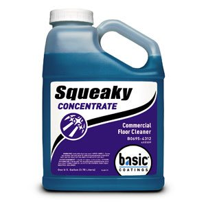 Squeaky Concentrate Commercial/Residential Hardwood Floor Cleaner