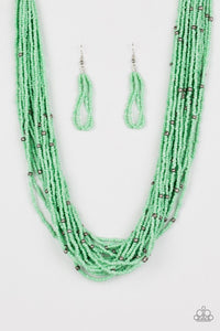 Summer Samba - Green - Jewels N' Thingz Boutique