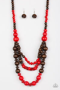 Rio Rainbows - Red - Jewels N' Thingz Boutique