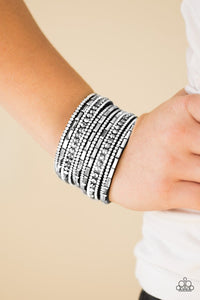 Wham Bam Glam - Black/White - Jewels N' Thingz Boutique