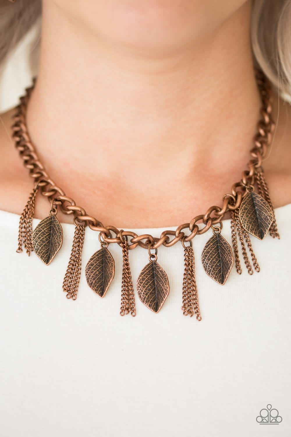 Serenely Sequoia - Copper - Jewels N' Thingz Boutique