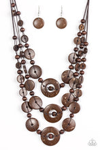 Load image into Gallery viewer, Bali Boardwalk - Brown - Jewels N' Thingz Boutique