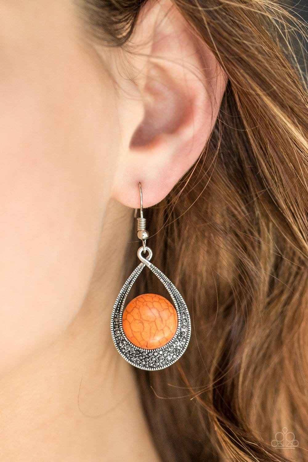 Richly Rio Rancho - Orange - Jewels N' Thingz Boutique