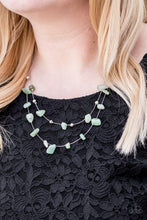Load image into Gallery viewer, Pebble Posh - Green - Jewels N' Thingz Boutique