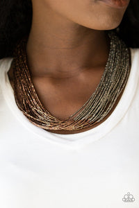 Flashy Fashion - Copper - Jewels N' Thingz Boutique