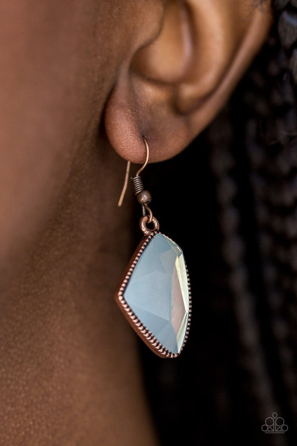 Mystic Mist - Copper: Paparazzi Accessories - Jewels N' Thingz Boutique