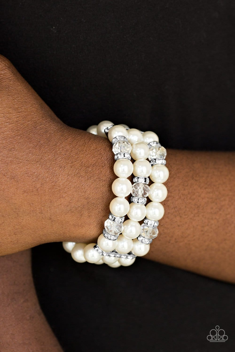 Undeniably Dapper - White - Jewels N' Thingz Boutique