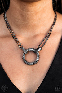 Razzle Dazzle - Gunmetal - Jewels N' Thingz Boutique