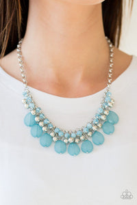 Trending Tropicana - Blue - Jewels N' Thingz Boutique