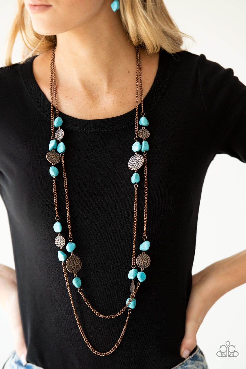Mountain Movement - Copper: Paparazzi Accessories - Jewels N' Thingz Boutique
