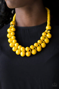 Caribbean Cover Girl - Yellow - Jewels N' Thingz Boutique