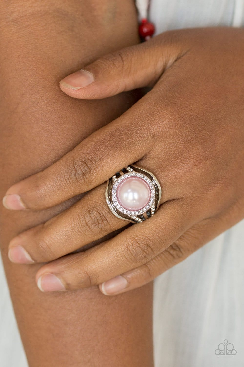Pampered In Pearls - Pink
