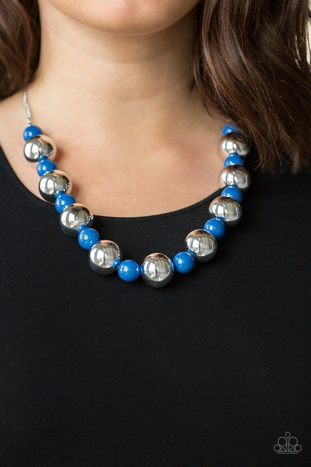 Top Pop - Blue - Jewels N' Thingz Boutique