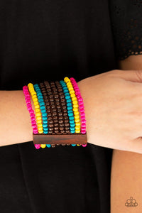 Jamaican Me Jam - Multi: Paparazzi Accessories - Jewels N' Thingz Boutique