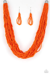 The Show Must CONGO On! - Orange - Jewels N' Thingz Boutique