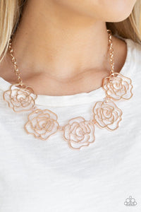 Budding Beauty - Rose Gold: Paparazzi Accessories - Jewels N' Thingz Boutique