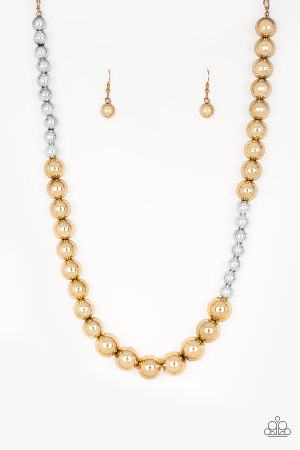 Power To The People - Gold - Jewels N' Thingz Boutique