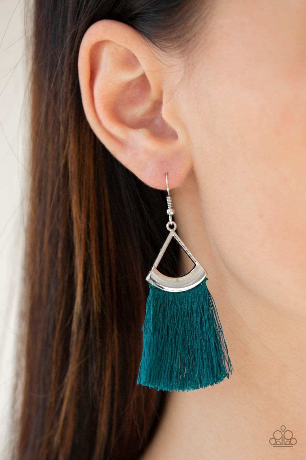 Tassel Tuesdays - Teal - Jewels N' Thingz Boutique