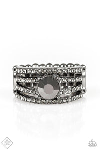 Downtown Diva - Gunmetal - Jewels N' Thingz Boutique