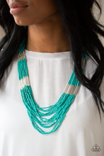 Load image into Gallery viewer, Let It BEAD - Turquoise: Paparazzi Accessories - Jewels N' Thingz Boutique