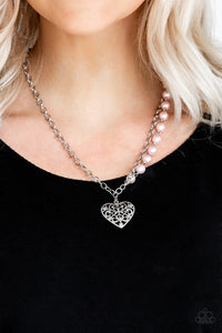Forever In My Heart - Pink: Paparazzi Accessories - Jewels N' Thingz Boutique