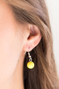 Sundae Shoppe - Yellow: Paparazzi Accessories - Jewels N' Thingz Boutique