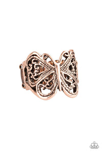 All Aflutter - Copper - Jewels N' Thingz Boutique