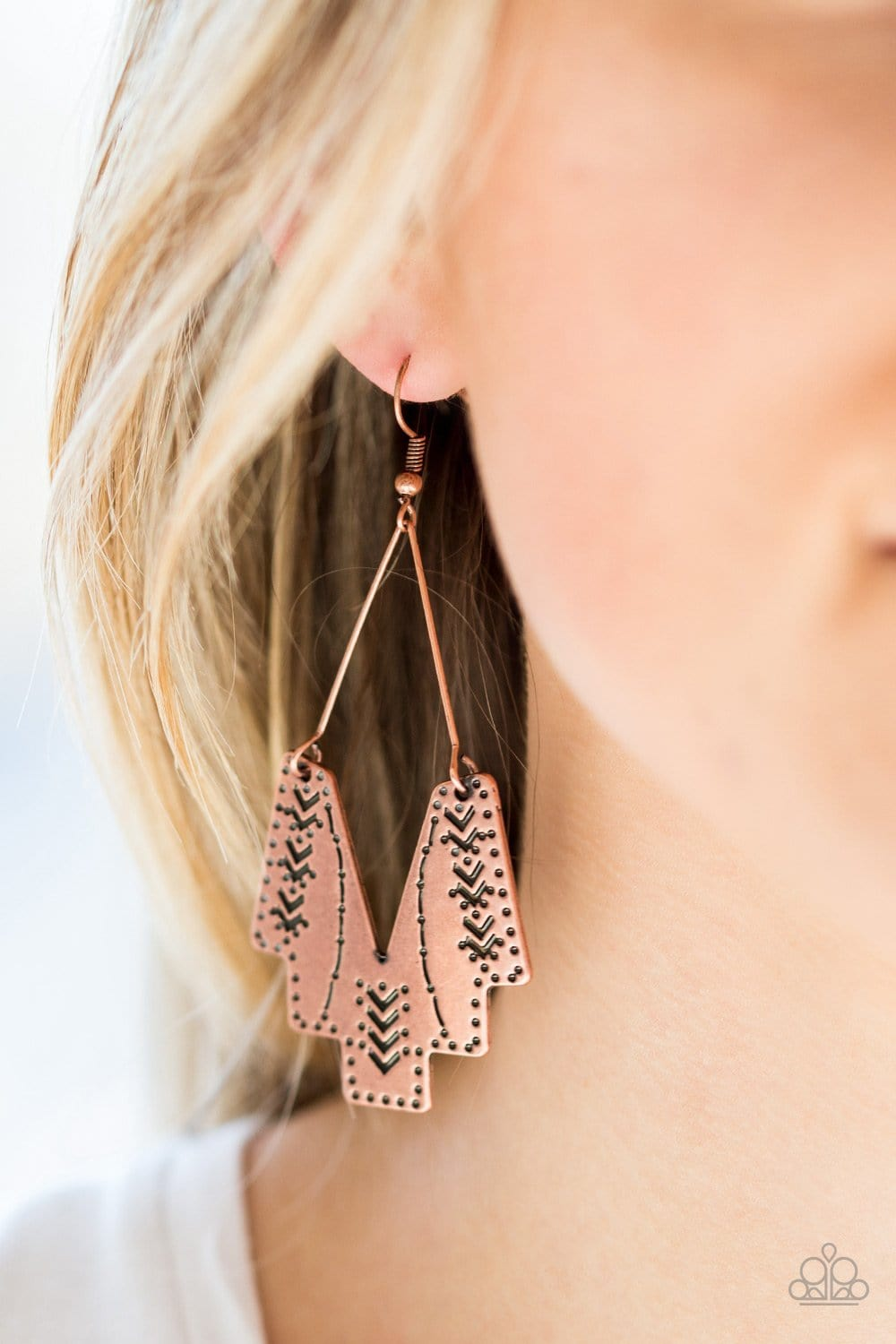 Arizona Adobe - Copper: Paparazzi Accessories - Jewels N' Thingz Boutique