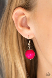 Panama Panorama - Pink: Paparazzi Accessories - Jewels N' Thingz Boutique